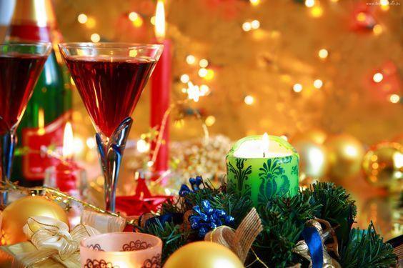 Подготовка к новогодней ночи