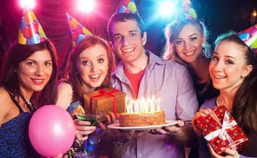 Смешные застольные конкурсы на день рождения взрослых!