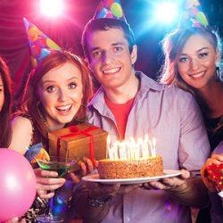 Прикольные конкурсы на день рождения для взрослых