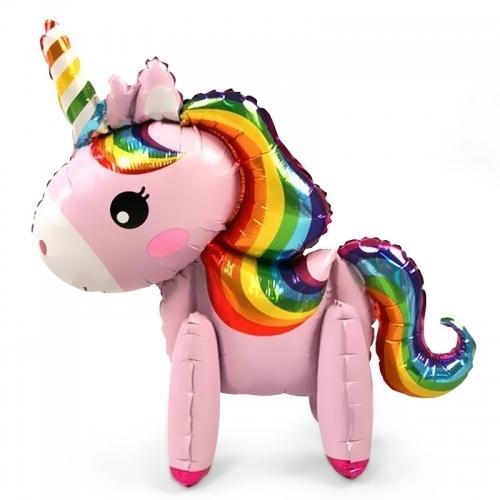 Фольгированый шарик фигурка Пони