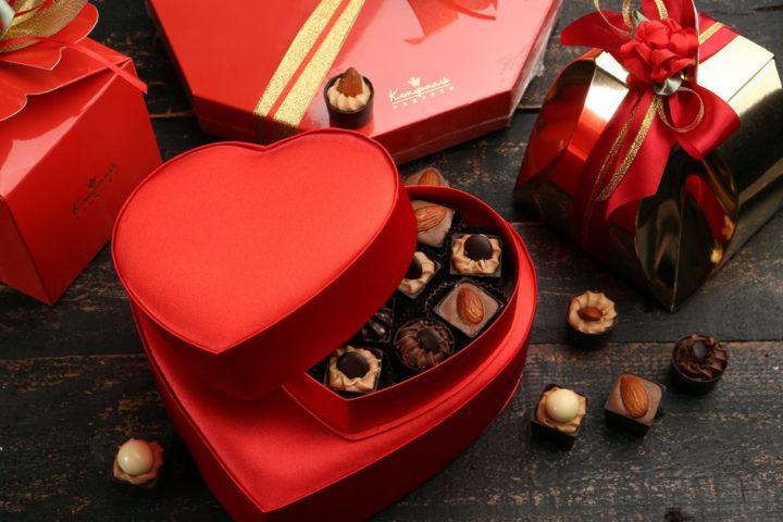 Коллекция ко дню святого Валентина
